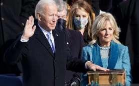 Sah! Joe Biden Presiden Amerika Serikat