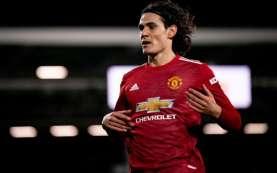 Hasil Liga Inggris : MU Sikat Fulham, ManCity Gasak Villa