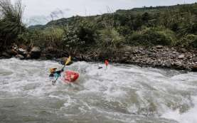Wanadri Siap Gelar Ekspedisi Arus Deras di Sungai Woyla Aceh