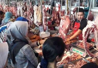 Besok Pedagang Daging Sapi Akan Berjualan Kembali, tapi …