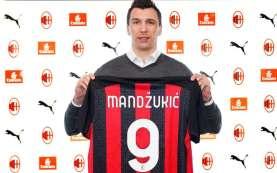 Digaet AC Milan, Mandzukic Sudah Tidak Sabar Berduet dengan Ibrahimovic