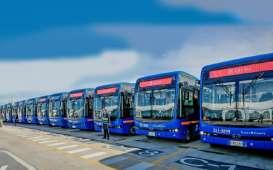 BYD Pasok 1.002 Bus Listrik Baterai ke Bogota