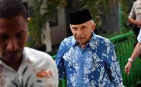 Soal Kasus Penembakan 6 Laskar FPI, Ini Pesan Amien Rais ke Jokowi