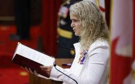 Julie Payete, Gubernur Jenderal Kanada Pertama yang Mundur