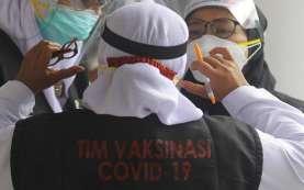 15 Persen Nakes Gagal Divaksin, Menkes Budi: Orang Indonesia Tidak Sehat