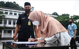 Wali Kota Bandung Lantik 62 Pejabat Fungsional