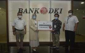 Bank DKI Salurkan Donasi Gempa Sulawesi Barat, Gandeng Jakarta Tourism Forum