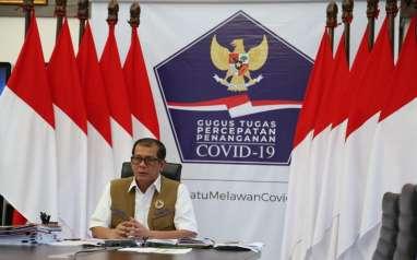 Positif Corona, Doni Monardo: Covid-19 Begitu Dekat di Sekitar Kita