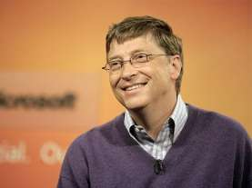 Bill Gates Umumkan Telah Disuntik Vaksin Covid-19