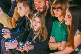 Keluarga Beckham Tanggung Kerugian Bisnis di Tengah Pandemi