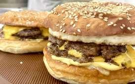 Peluang Menjanjikan Waralaba Burger Lokal