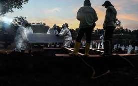 Update Corona 24 Januari, Jatim Laporkan Kasus Meninggal Tertinggi