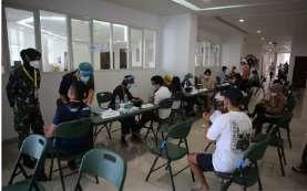 Pasca Libur Akhir Tahun, RS Wisma Atlet Tampung 400 Pasien Baru Per Hari