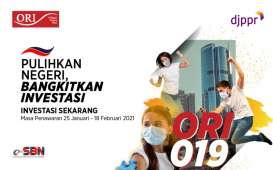 Hari Pertama Penawaran, ORI019 Sudah Terjual Rp500 Miliar