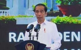 Jokowi Bakal Lantik Kapolri Baru Usai Jalani Vaksinasi Kedua