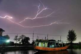 Cuaca Jakarta Hari Ini, Hujan Lebat Berpotensi Terjadi di Sebagian Wilayah