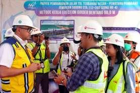 BPJT: Jembatan Tol Balikpapan–Penajam Paser Utara Masih Dikaji