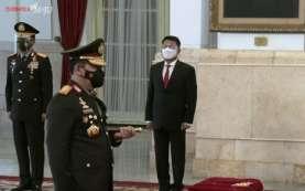 Dilantik Jokowi, LPSK Beberkan PR Kapolri Baru Jenderal Listyo Sigit