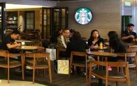 Penjualan Global Jatuh, Saham Starbucks Terkulai