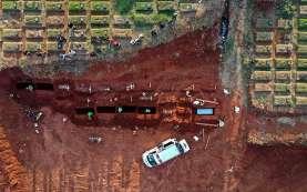 Sehari Makamkan 190 Jenazah Pasien Covid-19, DKI Siapkan 17.100 Liang Lahat Baru