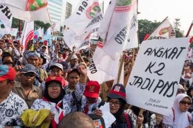 KSP Siap Bantu Guru Honorer Jadi Pegawai Pemerintah