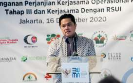 Setelah Pimpin MES, Erick Thohir Siap Emban Amanah Jadi Dewas LPI