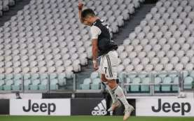 Juventus Tanpa Cristiano Ronaldo di Perempat Final Coppa Italia