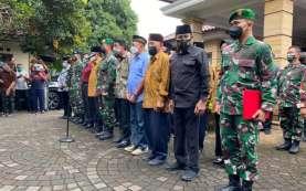 KASAD Andika Pimpin Upacara Pelepasan Jenazah Wismoyo Arismunandar