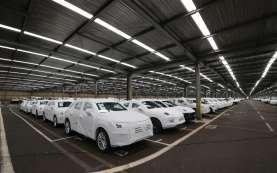 Produksi Mobil di Inggris Terendah dalam 36 Tahun Terakhir pada 2020
