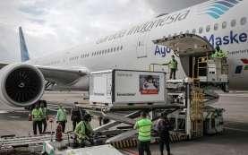 NAM Air dan Garuda Indonesia Bantu Distribusi Vaksin Covid-19