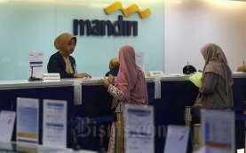 Bank Mandiri Bakal Turunkan Status 10 Persen Debitur Restrukturisasi Jadi NPL