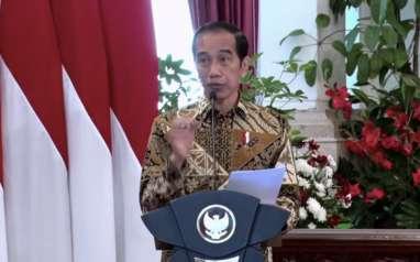 Presiden Jokowi Minta Pemerintah Daerah Tetap Gaungkan Wajib 3M