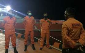 7 Penumpang KapalTenggelam di Mimika, Tim SAR Lanjutkan Pencarian