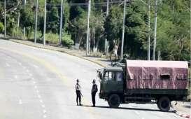 Benteng Militer Dalam Panggung Politik Myanmar