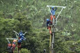 PLN Pulihkan 99 Persen Kelistrikan Terdampak Banjir di Jawa Barat