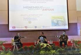 Luncurkan Buku, Brantas Abipraya Berbagi Perjalanannya Berkarya untuk Indonesia