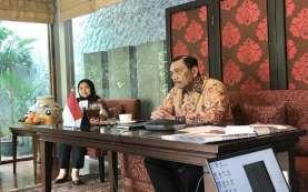 Menko Luhut Atur Kabel dan Pipa Bawah Laut di Indonesia