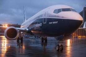 Boeing Lakukan Ini agar 737 MAX Kembali Dipercaya