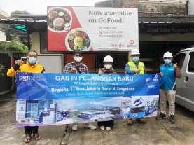 Perluas Jangkauan Infrastruktur Gas Non Pipa, Gagas Luncurkan CNG Cylinder