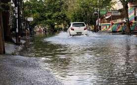 Rob Naik, Banjir Semarang Makin Parah. Gimana Nih Pak Ganjar?