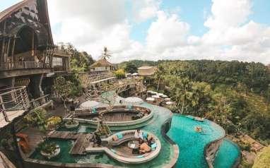 The Kayon Jungle Resort Raih World Luxury Hotel Award 2020