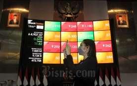 IHSG Menanjak, Transaksi Saham Harian Tembus Rp16,6 Triliun