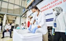 Menhub BKS: GeNose Mulai Diterapkan di Pelabuhan Tanjung Priok