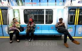 MRT Jakarta Siapkan Operasional Hadapi Ancaman Banjir
