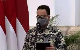 Doa Anies untuk Jokowi: Semoga Diberi Kemudahan Tangani Covid-19
