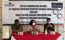 Bank Jateng Wonogiri Selenggarakan Pelatihan untuk Layani Nasabah Pensiunan
