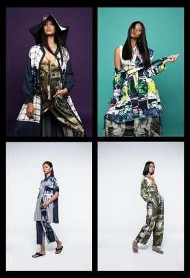 Koleksi Spring/Summer PURANA dan Kolaborasi Bersama Jakarta Fashion Hub