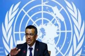 WHO Sesalkan Vaksinasi untuk Nakes di Negara Miskin Lambat