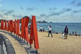Joint Venture BUMN Karya Teken Kontrak KEK Mandalika Rp1,7 Triliun