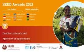 Dukung Semangat Kewirausahaan, PBB Kembali Jalankan Program SEED Award 2021